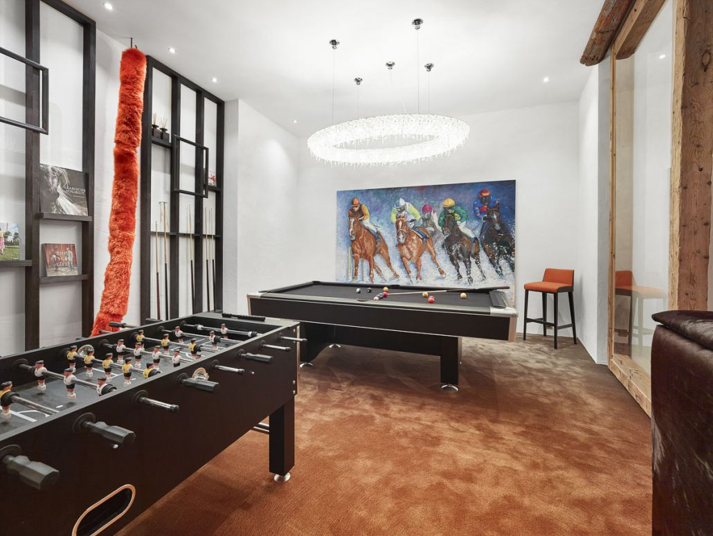 Engadin house of exclusive design | S-chanf | Engadine | CH0769 ...