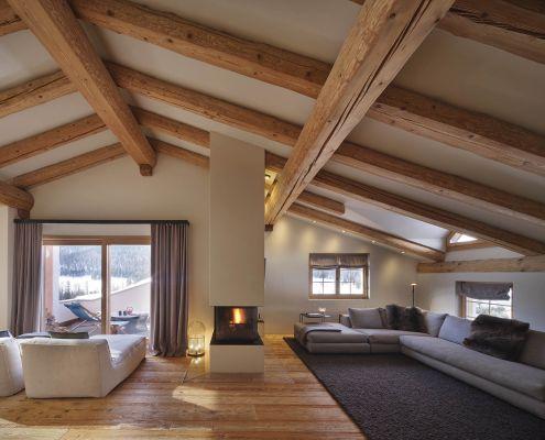 Pontresina Apartment
