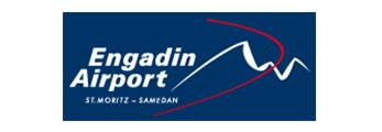 Logo Flugplatz Engadin